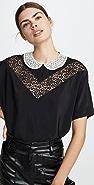 The Marc Jacobs 蕾丝女式衬衫