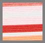 珊瑚红/粉色/荧光粉色/白色