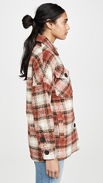 MKT Studio Masur 格纹夹克