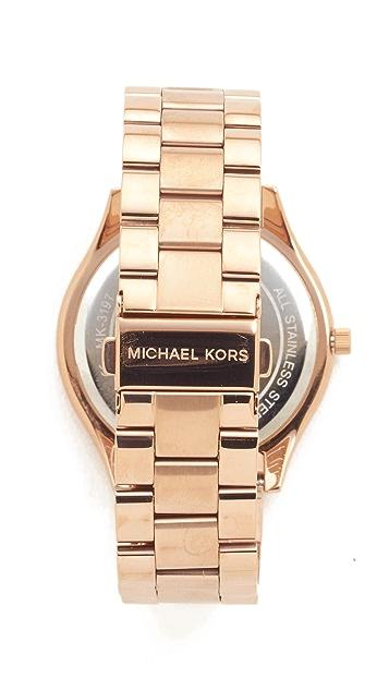Michael Kors 纤巧走秀手表