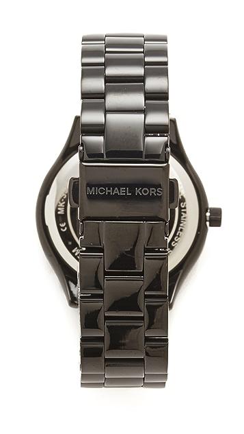 Michael Kors 迷你纤巧 Runway 手表