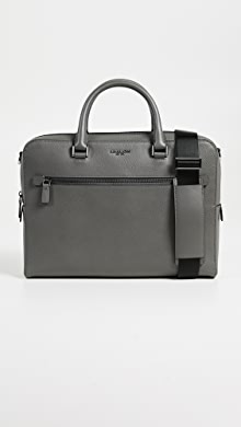 마이클 코어스 Michael Kors Harrison MD FT Zip Briefcase,Grey