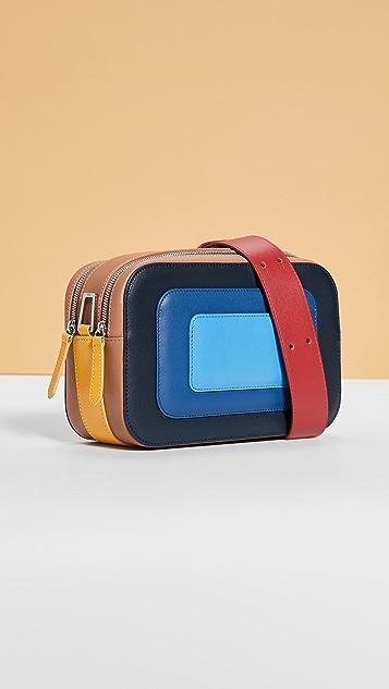 Mlouye 装饰艺术风格相机包