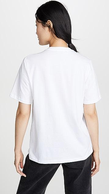 Markus Lupfer Alex Pearl Goose T 恤