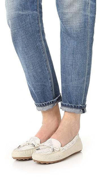 MICHAEL Michael Kors Daisy 软皮平底鞋