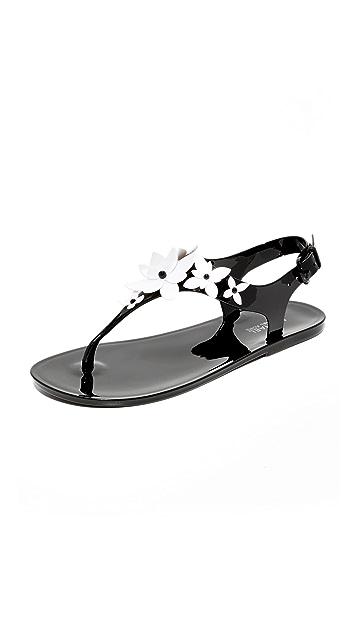 MICHAEL Michael Kors 迈克 科尔斯;MMK Lola 夹趾果冻凉鞋