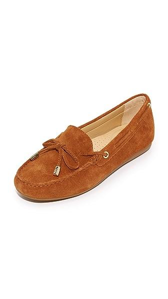 MICHAEL Michael Kors Sutton 软皮平底鞋