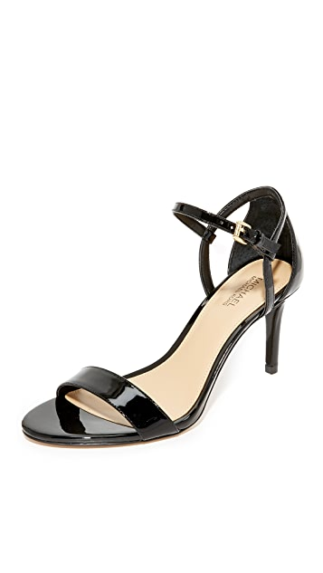 MICHAEL Michael Kors Simone Mid 凉鞋