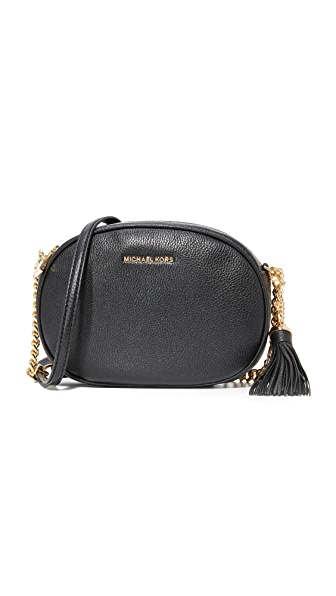 MICHAEL Michael Kors 中号 Ginny 信使包