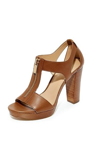 MICHAEL Michael Kors Berkley 凉鞋