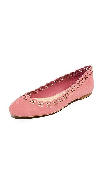 MICHAEL Michael Kors Thalia 芭蕾舞平底鞋