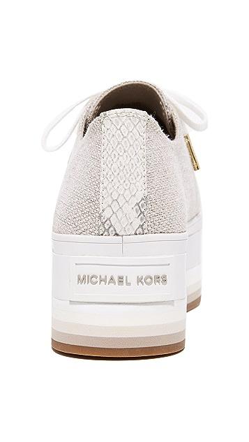 MICHAEL Michael Kors Ronnie 厚底运动鞋