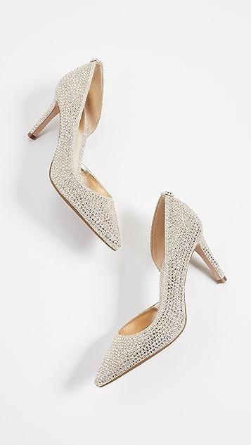 MICHAEL Michael Kors Dorothy Flex Dorsay 高跟鞋