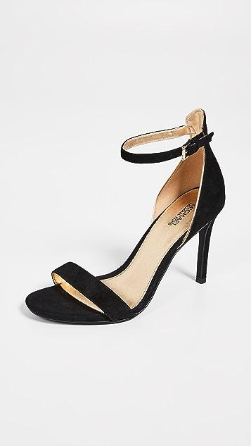 MICHAEL Michael Kors Harper Naked 凉鞋