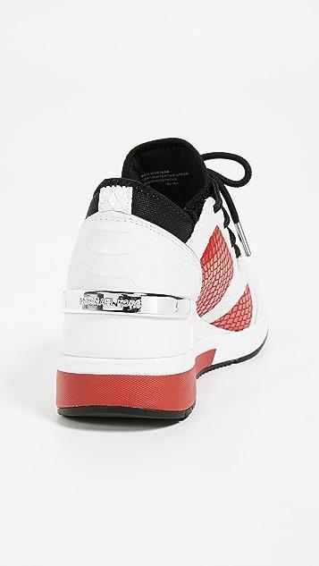 MICHAEL Michael Kors Liv Trainer 运动鞋