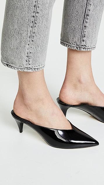MICHAEL Michael Kors Cambria 尖头穆勒鞋