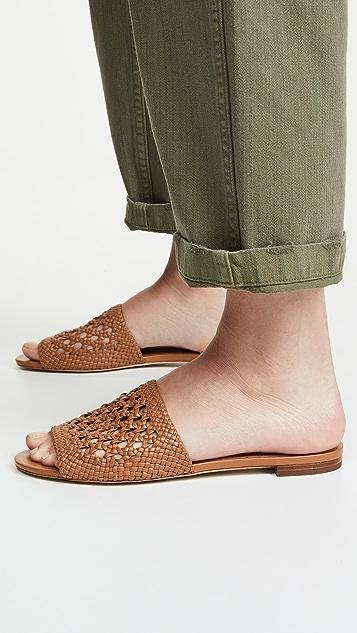 MICHAEL Michael Kors Augustine 梭织凉拖鞋