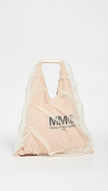 MM6 Maison Margiela 小号三角手提袋