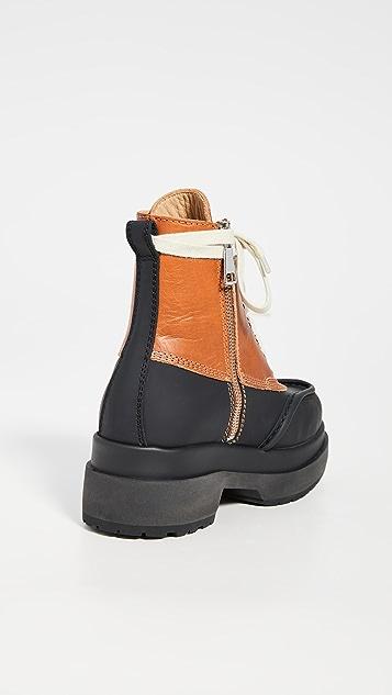 MM6 Maison Margiela 军旅靴
