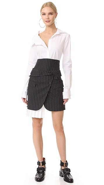 Monse Corset 半身裙