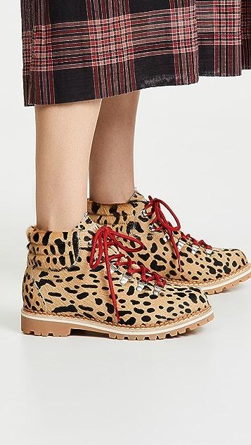 Montelliana Margherita 登山靴