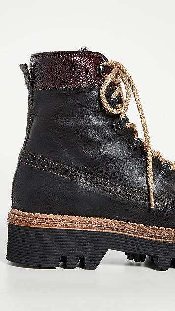 Montelliana Rondine 靴子