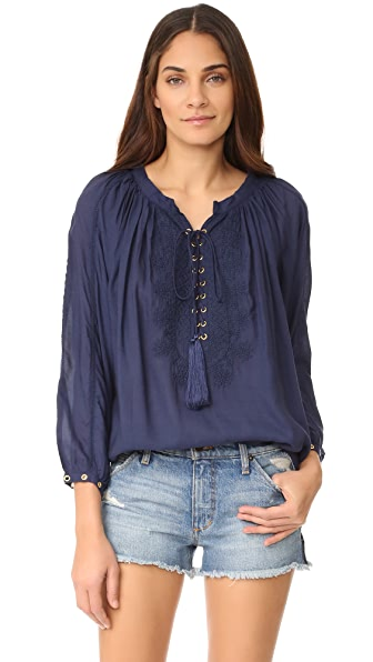 Melissa Odabash Alessandra 女式衬衫