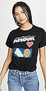 Monogram Amour T 恤