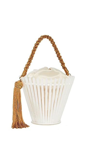 Montunas Trellis Lirio Plant Pot 迷你水桶包