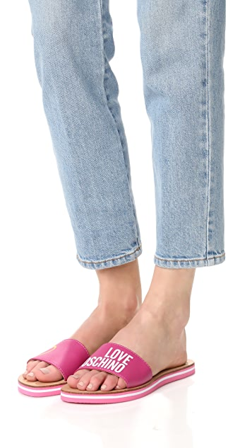 Moschino Love Moschino 凉鞋