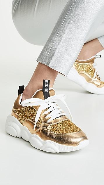 Moschino Trainer 运动鞋