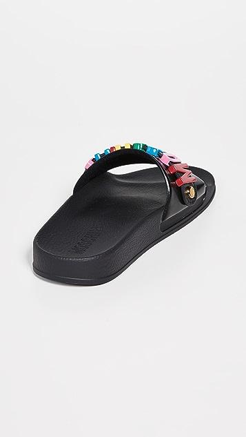 Moschino Moschino 便鞋