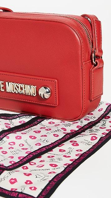 Moschino 相机包