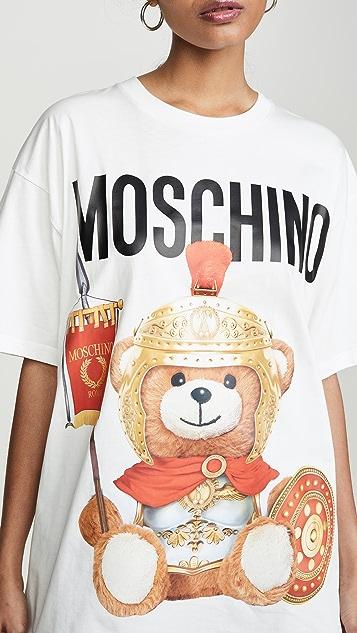 Moschino Moschino 小熊 T 恤