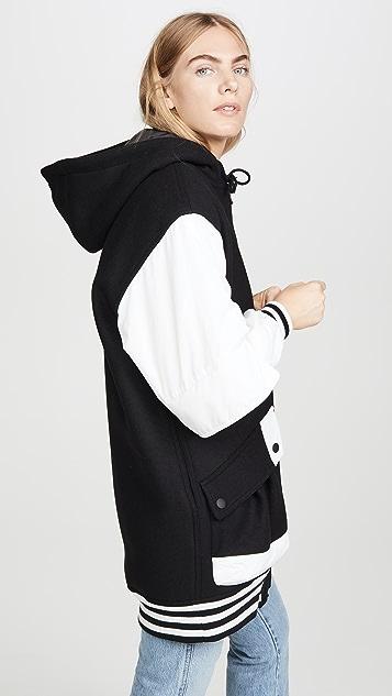 Moschino 长款运动夹克