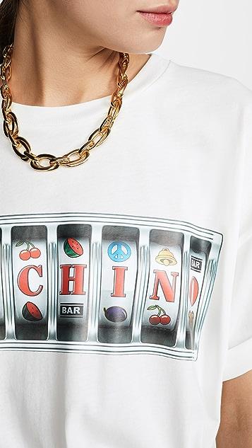 Moschino Slot Machine T 恤