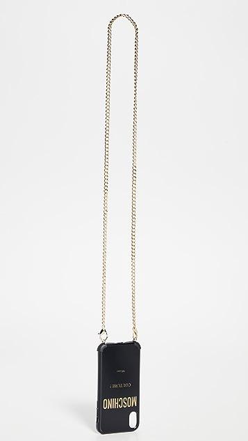 Moschino Moschino Couture! iPhone XS Max 手机壳