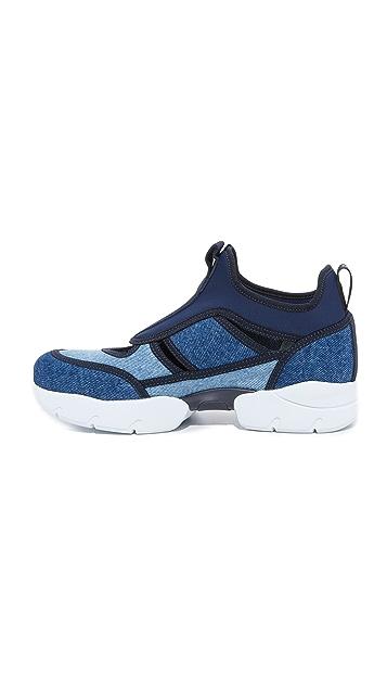 MSGM Open Up 运动鞋