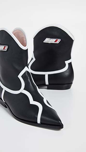 MSGM Camperos 靴子