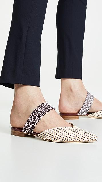 Malone Souliers Maisie 平底穆勒鞋