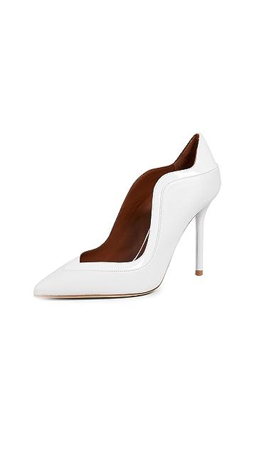 Malone Souliers Penelope 100mm 浅口鞋