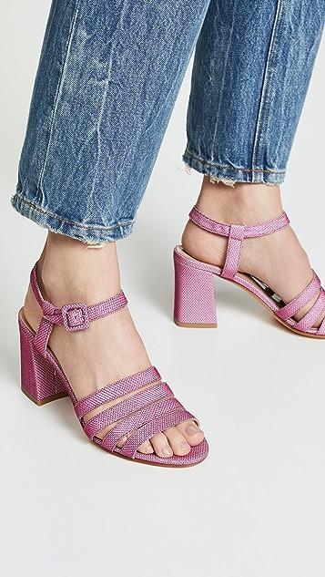 Maryam Nassir Zadeh Palma 高跟凉鞋