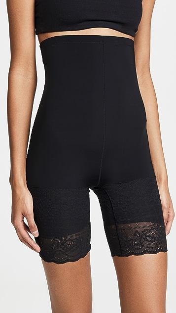 Natori 柔软高腰大腿塑形裤