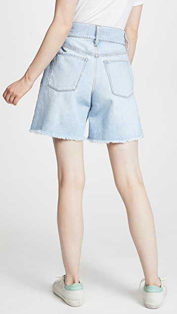 Nobody Denim The High Top 短裤