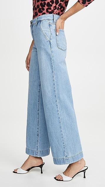 Nobody Denim Francoise 长裤