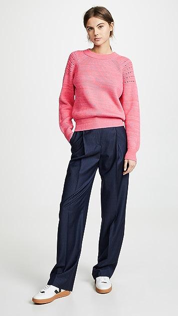 Nina Ricci 粗针织毛衣