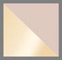浅金色/粉色