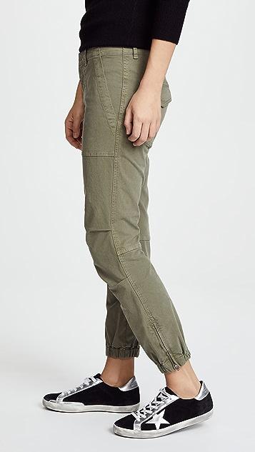 Nili Lotan 军装风格九分裤