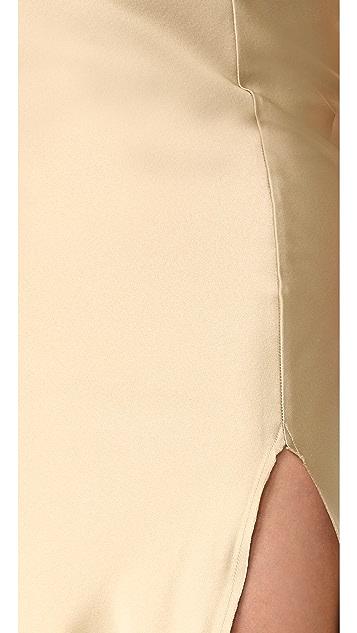 Nili Lotan Maya 半身长裙