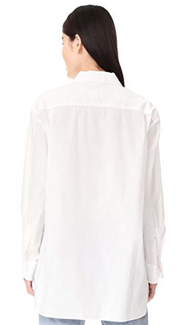 Nili Lotan Yorke 衬衣